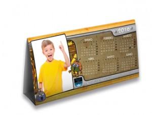 Calendario mesa Fotoescuela